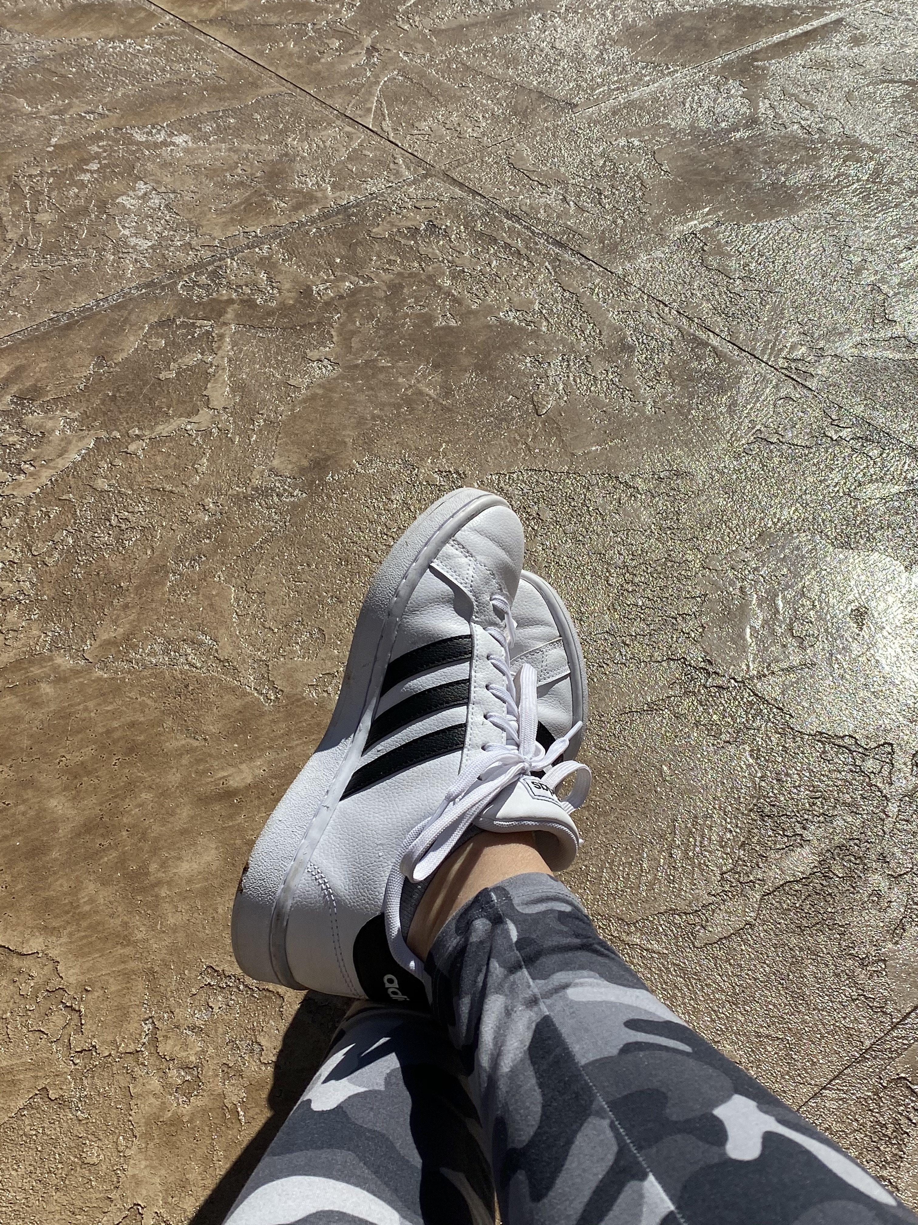 White Shoe Obsession