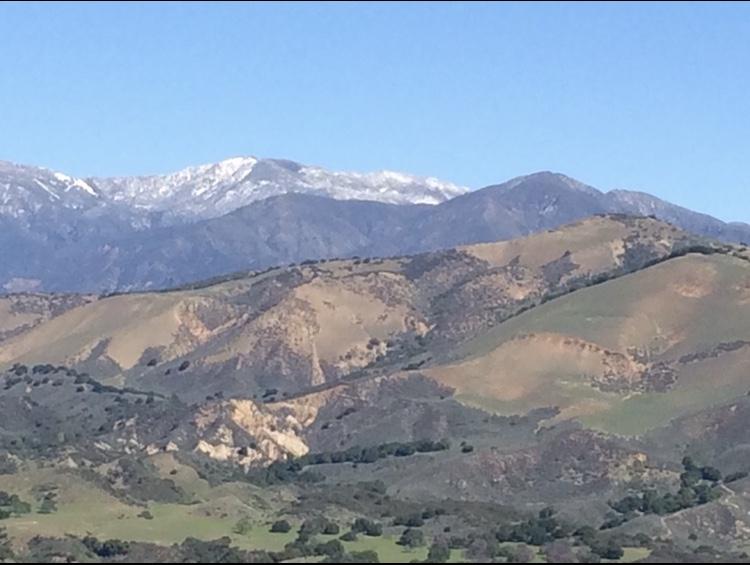 Central Coast of California